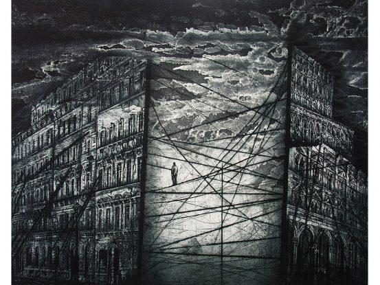 Sleepwalker by Victoria Goro-Rapoport