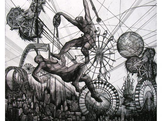 The Fall by Victoria Goro-Rapoport