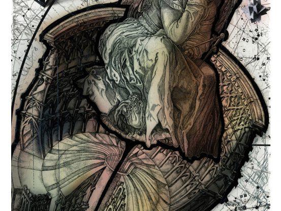 Melancholia by Victoria Goro-Rapoport