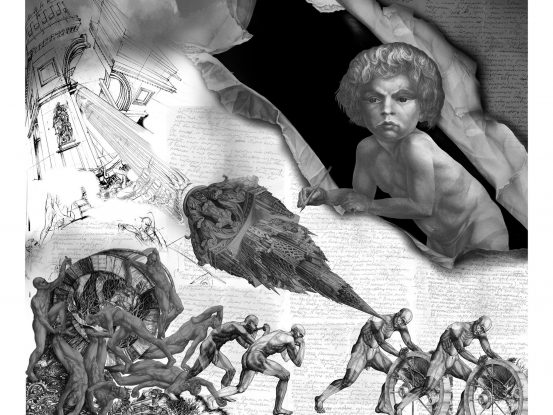 Boy Draws War by Victoria Goro-Rapoport