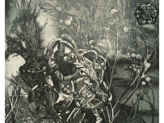 Winter Entanglements 1 by Victoria Goro-Rapoport