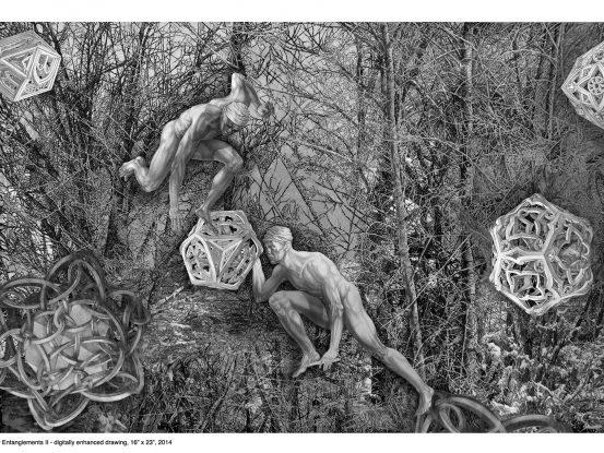Winter Entanglements II by Victoria Goro-Rapoport