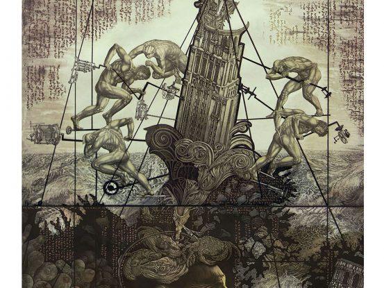 Sinking of the Empire by Victoria Goro-Rapoport