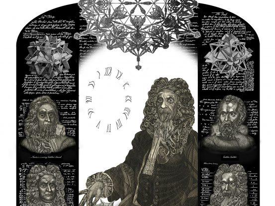 The Trinity by Victoria Goro-Rapoport