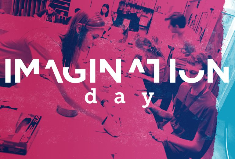 Imagination Day logo and cover image